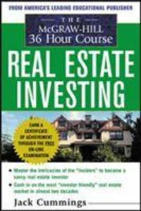The McGraw-Hill 36-Hour Real Estate Investment Course als Taschenbuch