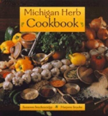 Michigan Herb Cookbook als Taschenbuch