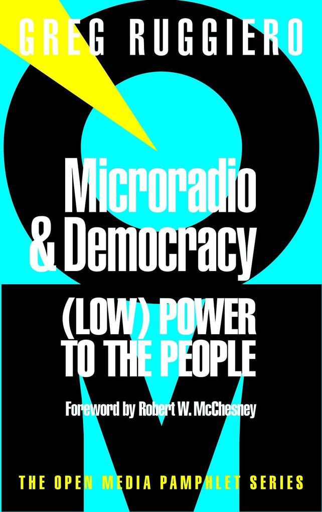 Microradio & Democracy als Taschenbuch