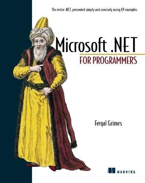 Microsoft.Net for Programmers als Buch