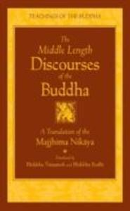 The Middle Length Sayings als Buch