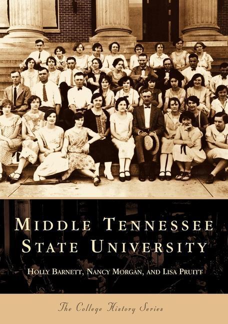 Middle Tennessee State University als Taschenbuch