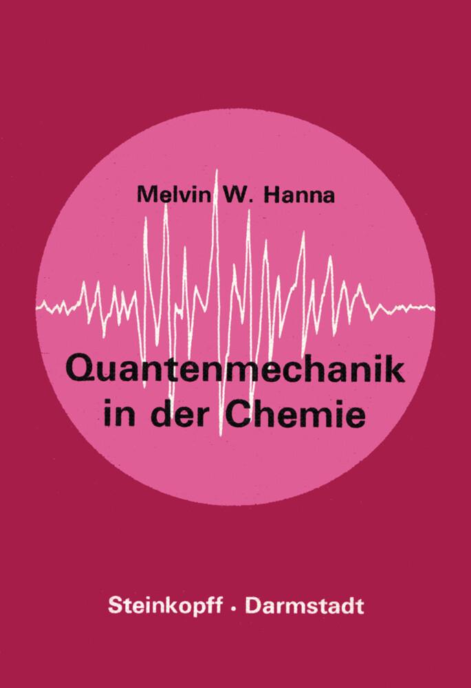 Quantenmechanik in der Chemie als Buch (gebunden)