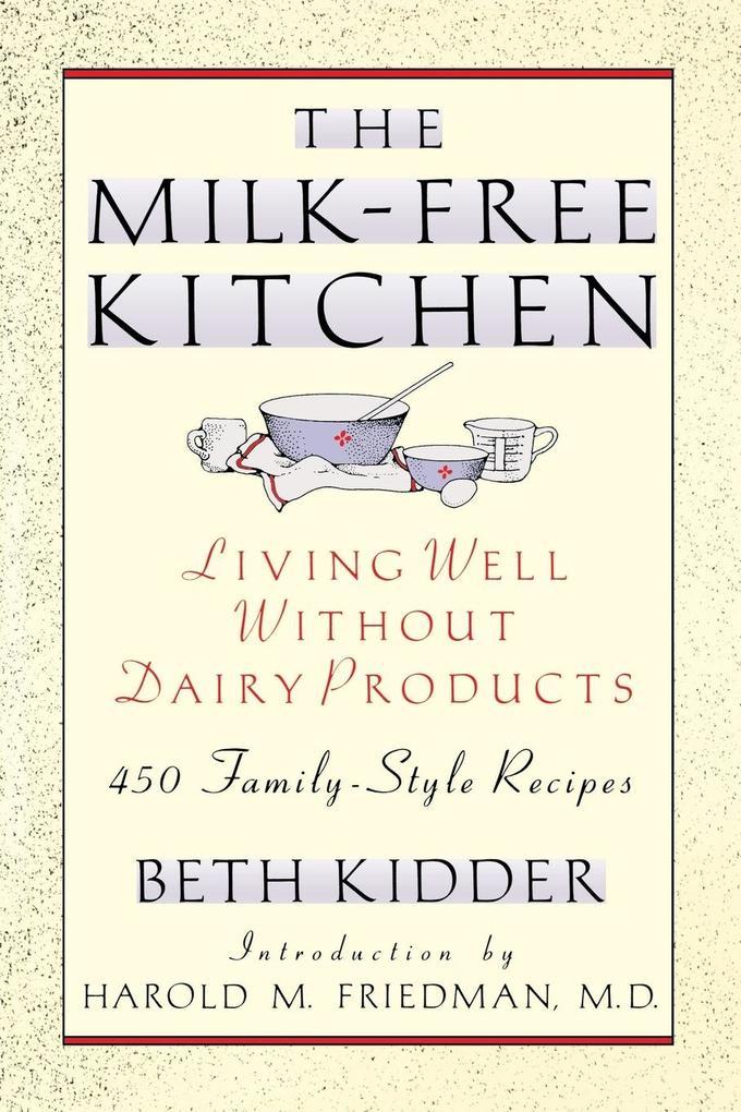 The Milk-Free Kitchen als Taschenbuch