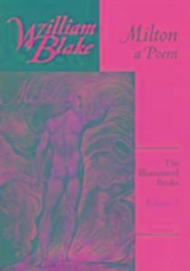The Illuminated Books of William Blake, Volume 5: Milton, a Poem als Taschenbuch