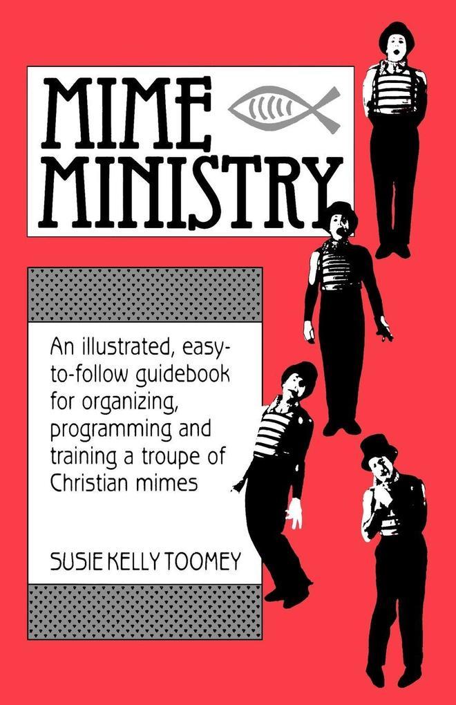Mime Ministry als Taschenbuch
