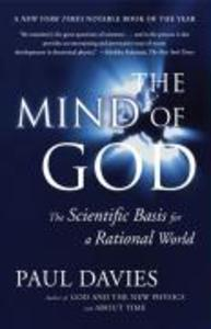 Mind of God: The Scientific Basis for a Rational World als Taschenbuch