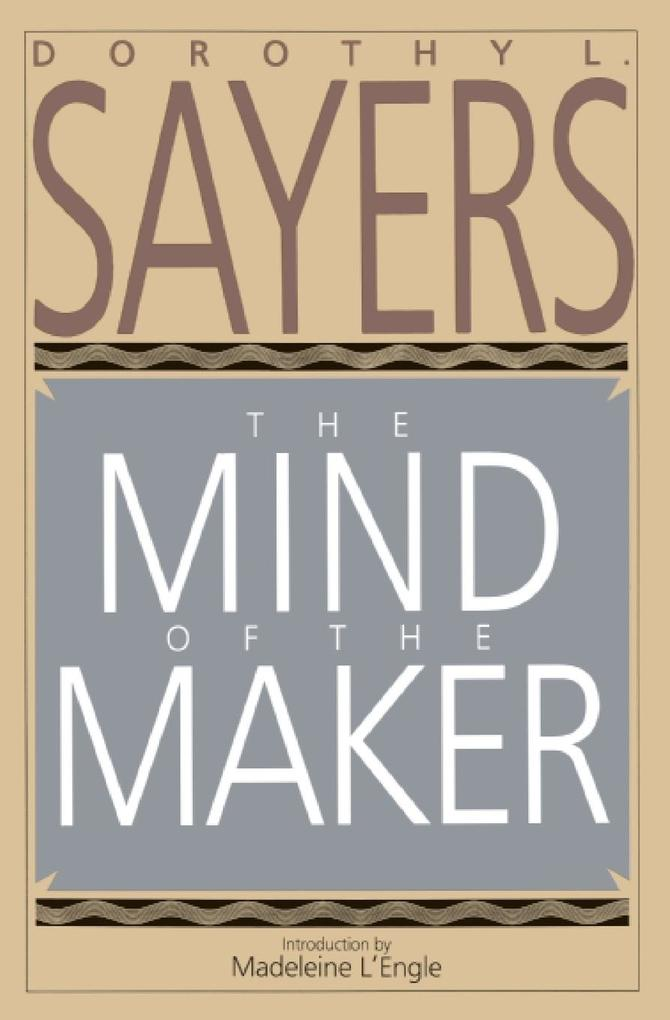 Mind of the Maker, The als Buch
