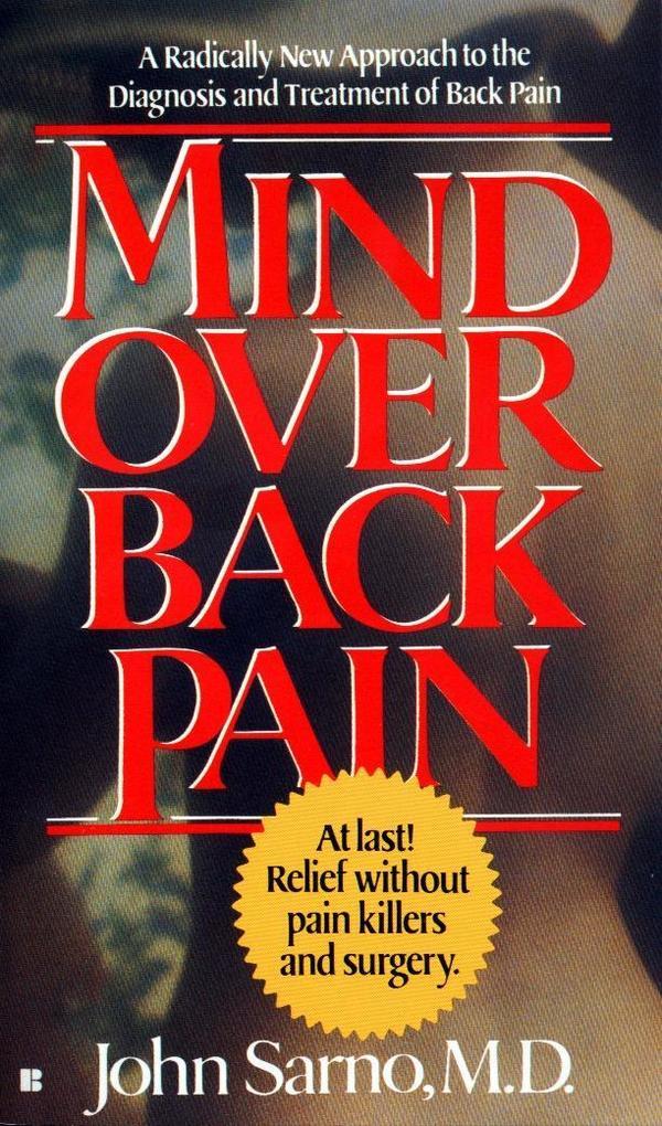 Mind Over Back Pain als Taschenbuch