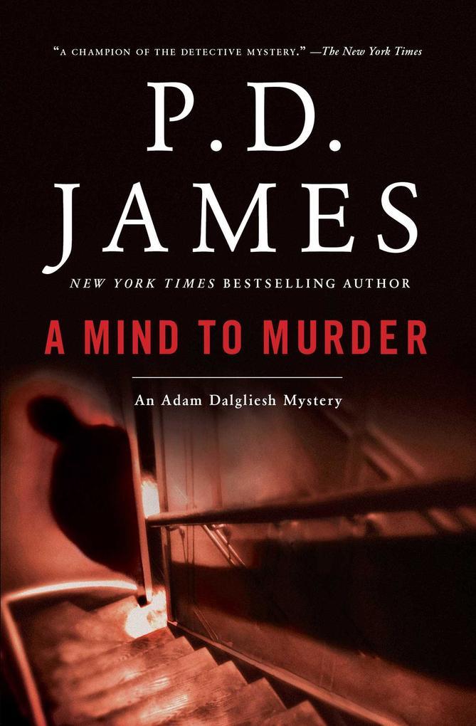 A Mind to Murder als Taschenbuch