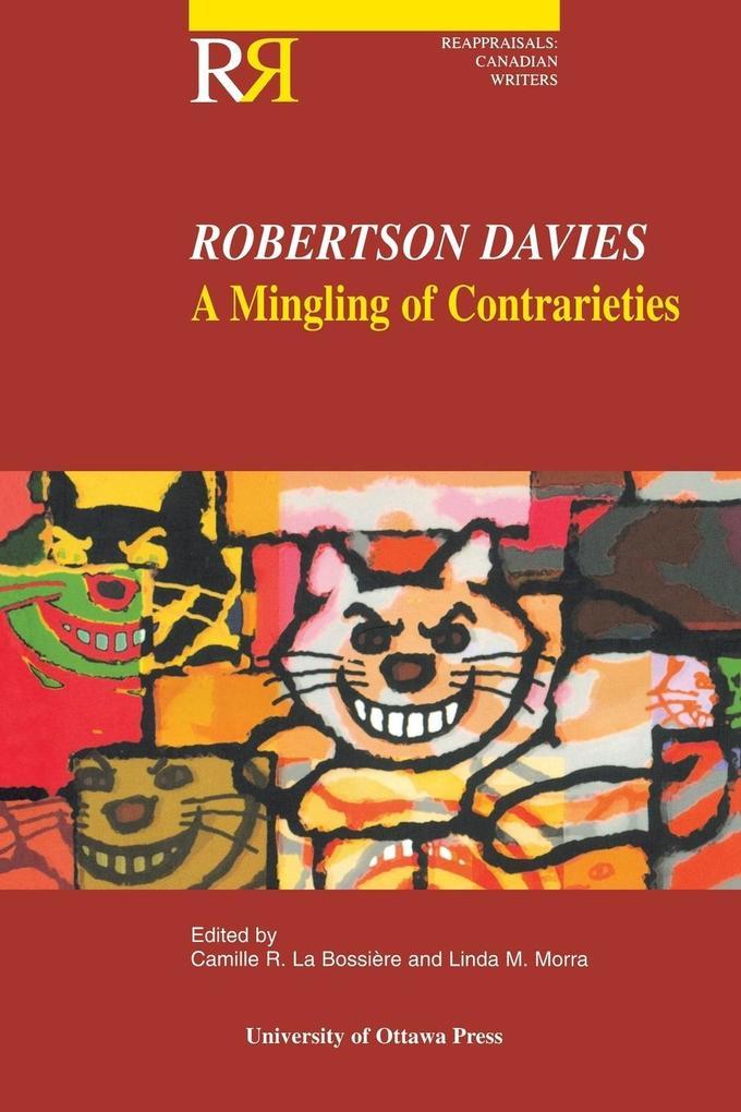 Robertson Davies als Taschenbuch