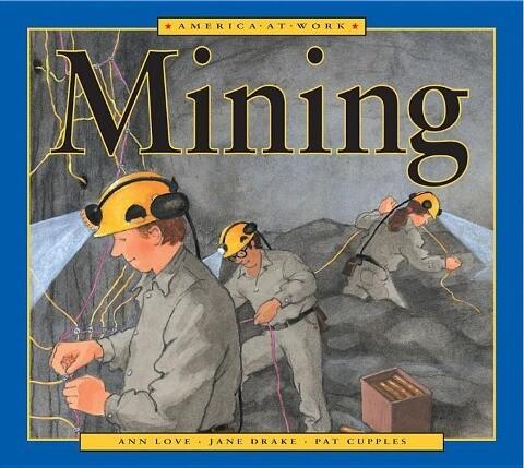 America at Work: Mining als Taschenbuch