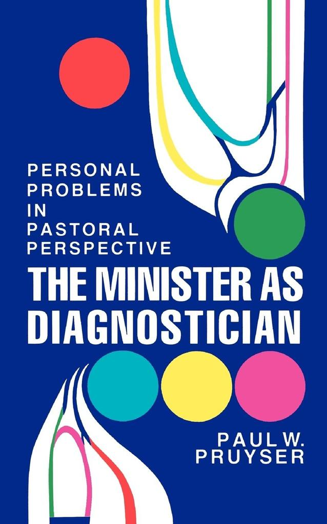 The Minister as Diagnostician als Buch