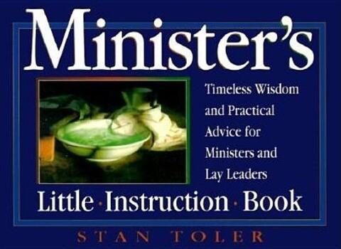 Minister's Little Instruction Book als Taschenbuch