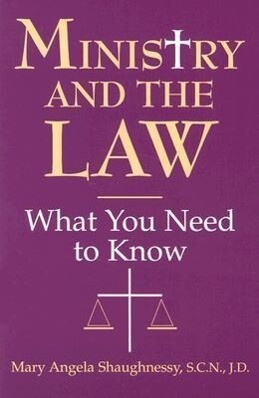 Ministry and the Law als Taschenbuch