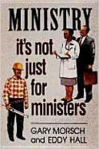 Ministry: It's Not Just for Ministers als Taschenbuch