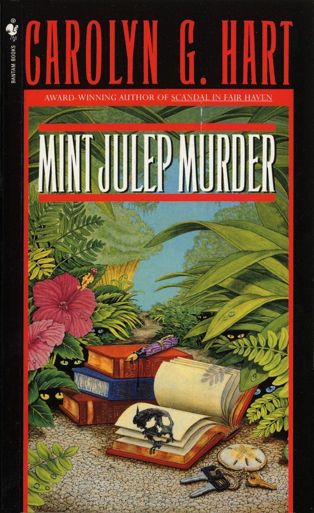 Mint Julep Murder als Taschenbuch