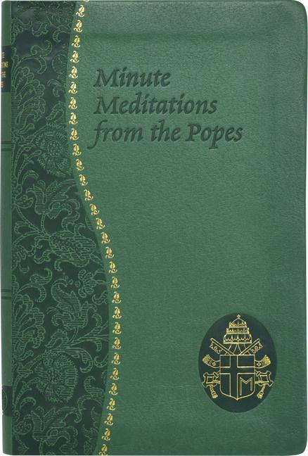MIN MEDITATIONS FROM THE POPES als Taschenbuch