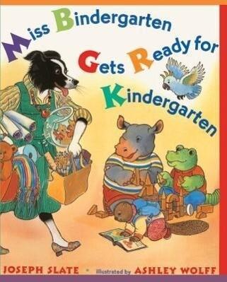 Miss Bindergarten Gets Ready for Kindergarten als Taschenbuch