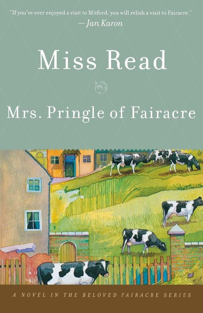 Mrs. Pringle of Fairacre als Taschenbuch