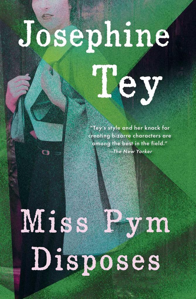 Miss Pym Disposes als Taschenbuch