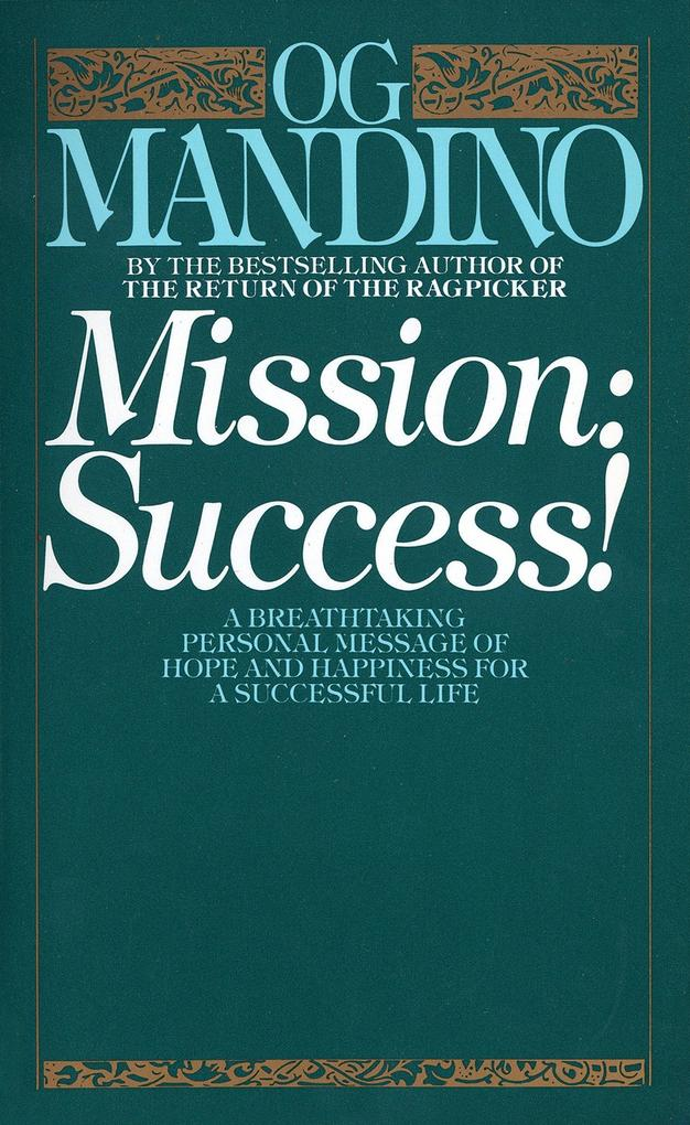 Mission: Success als Taschenbuch