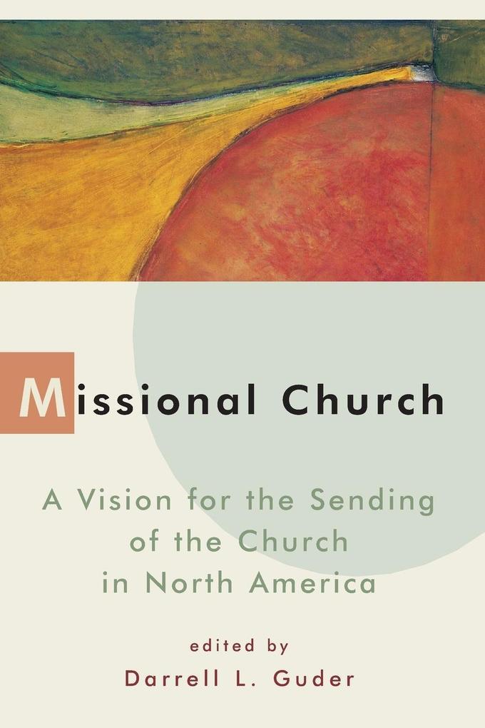 Missional Church als Taschenbuch