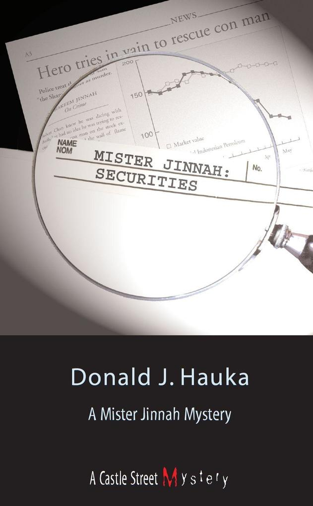 Mister Jinnah: Securities: A Mister Jinnah Mystery als Taschenbuch