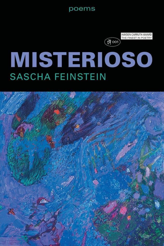 Misterioso: Poems als Taschenbuch