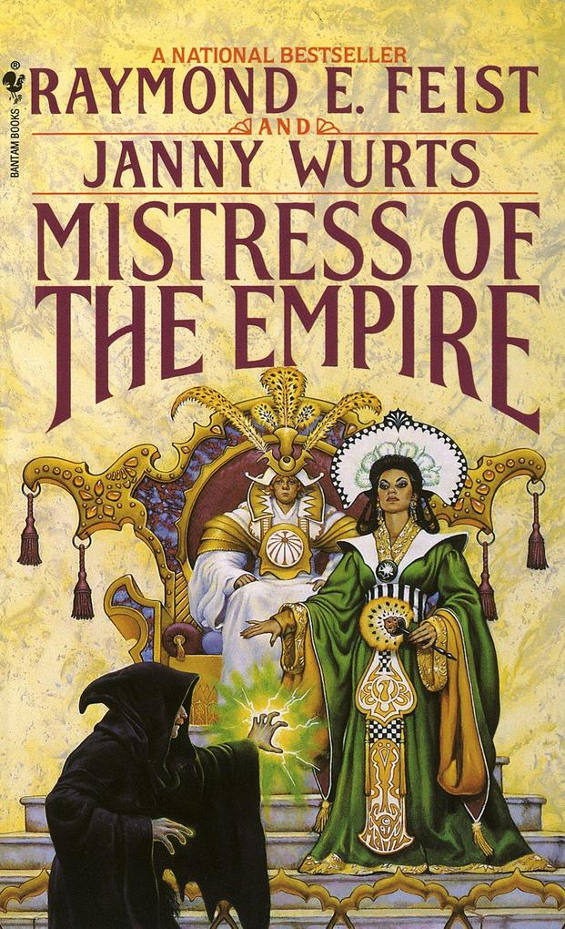 Mistress of the Empire als Taschenbuch