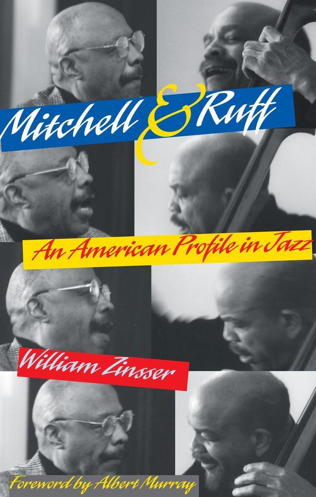 Mitchell & Ruff als Taschenbuch