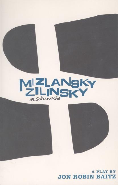 "Mizlansky/Zilinsky or ""Schmucks"" als Taschenbuch"