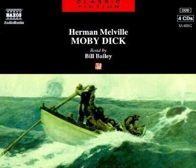 Moby Dick als Hörbuch
