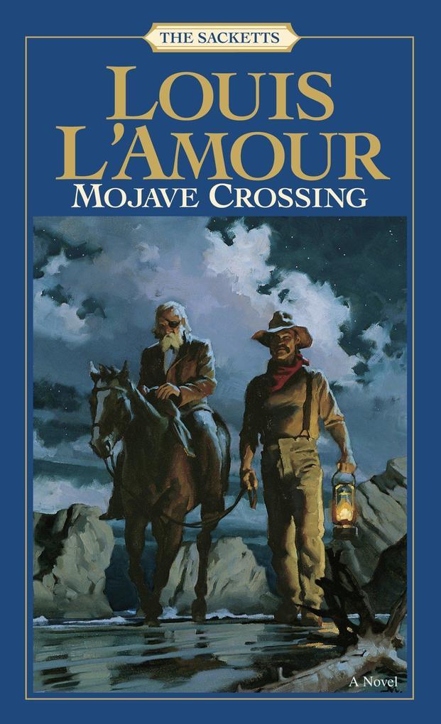 Mojave Crossing als Taschenbuch