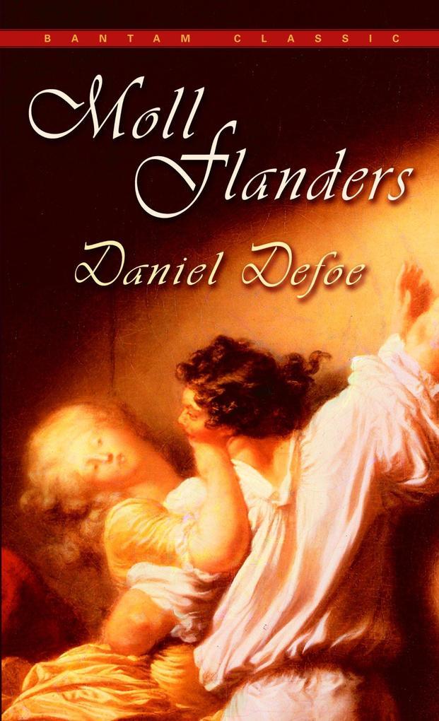 Moll Flanders als Taschenbuch