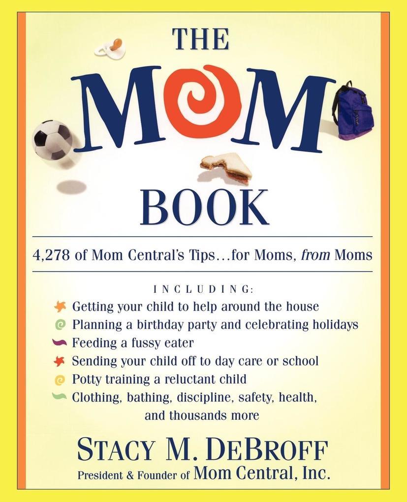 The Mom Book als Taschenbuch