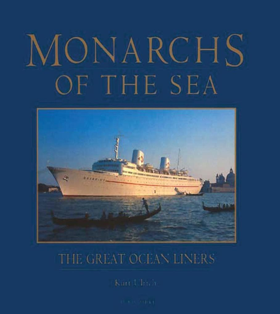 Monarchs of the Sea als Buch