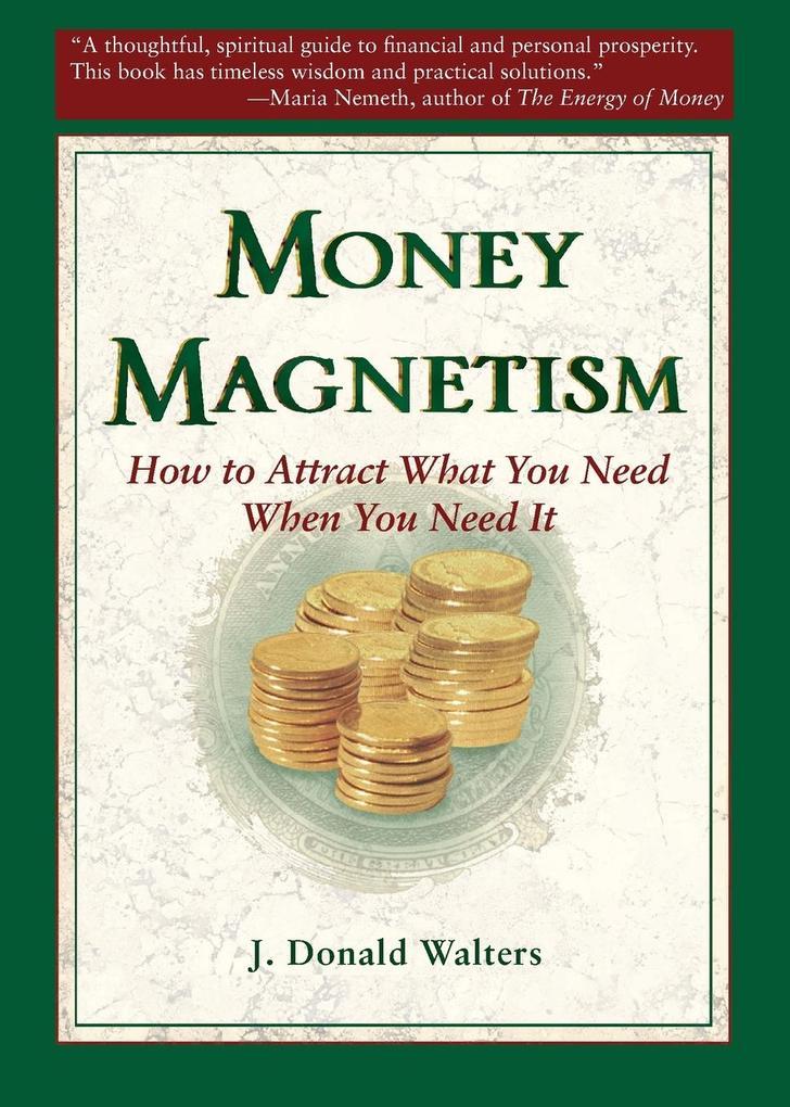 Money Magnetism als Taschenbuch