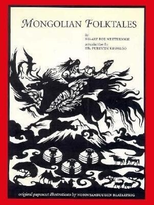 Mongolian Folktales als Taschenbuch