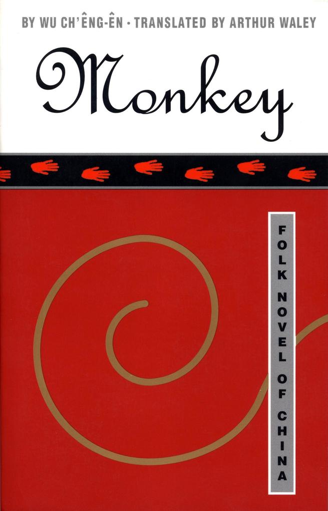 Monkey: Folk Novel of China als Taschenbuch