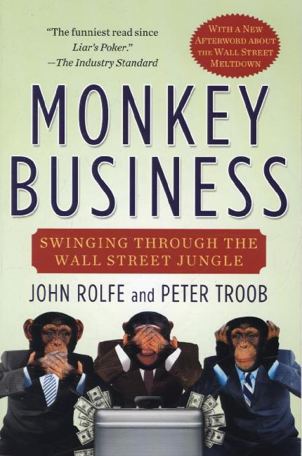 Monkey Business als Buch