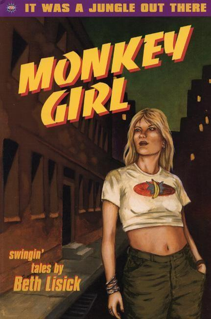 Monkey Girl: Manic D Press Early Works als Taschenbuch