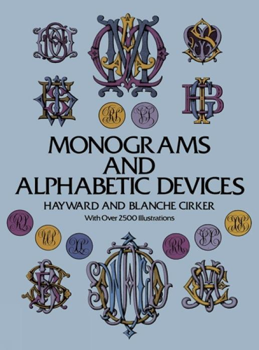 Monograms and Alphabetic Devices als Taschenbuch