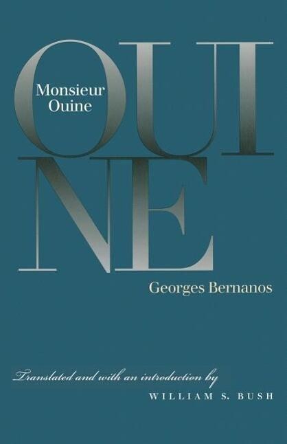 Monsieur Ouine als Taschenbuch