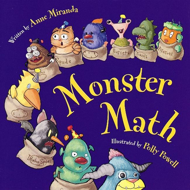 Monster Math als Taschenbuch