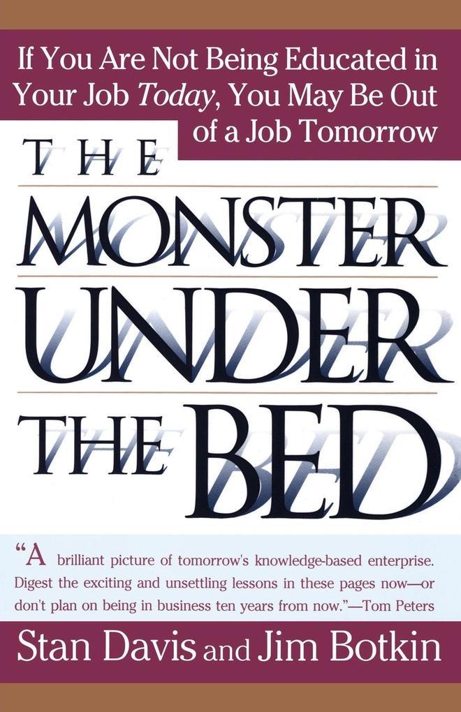 Monster Under the Bed (Revised) als Taschenbuch
