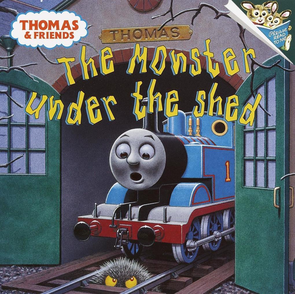 The Monster Under the Shed als Taschenbuch