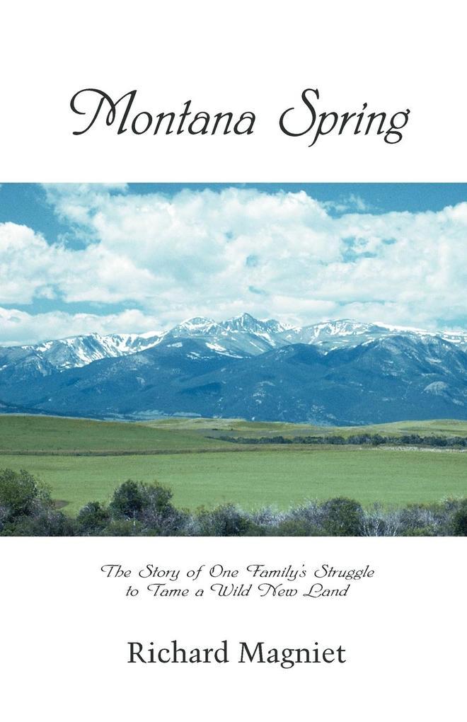 Montana Spring als Taschenbuch