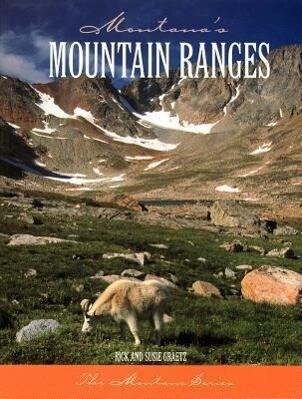 Montana's Mountain Ranges als Taschenbuch