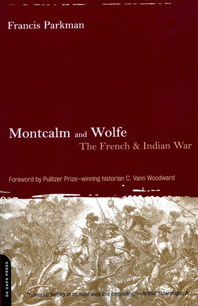 Montcalm and Wolfe als Taschenbuch